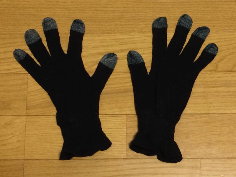手湿疹用に麻福ヘンプ手袋を購入してみた!